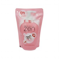 Zen Anti Bacterial Body Wash Shiso & Sandalwod 450Ml