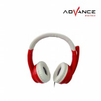 ADVANCE MH-034C Multimedia Stereo Game Headset