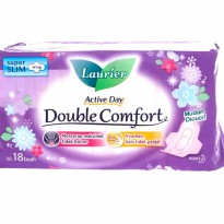 Laurier Active Day Double Comfort Slim 18S