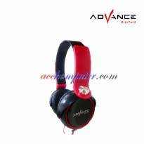 Advance MH-004 Multimedia EXTRA BASS Headphone MH004