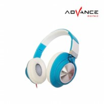 ADVANCE Headphone MH-032 Hifi Sound Audiophile