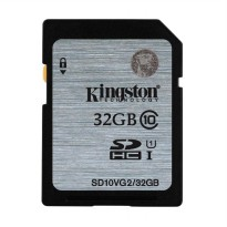 Kingston SD Card SD10VG2 32GB