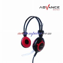 ADVANCE MH-005C Stereo Headset Powerfull Bass