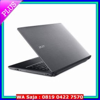 (Laptop) ACER E5-475G [CORE I5-7200U][RAM 4GB/HDD 1TB][NVIDIA 940MX 2GB]RESMI