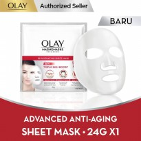 Olay Magnemask Infusion Advanced Anti Aging 24g