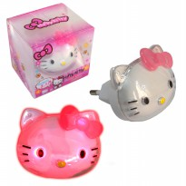 Charger Hello Kitty 2.1A Fast Charging Charger Hello Kitty Nyala Cas Adaptor Hellokitty