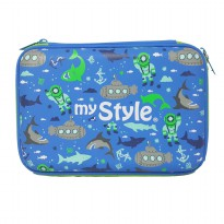 My Style TM 2257 Submarine Hardtop Pencil Case