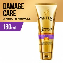 Pantene  Conditioner 3 Minutes Miracle Quantum Total Damage Care 180ml