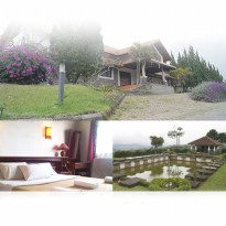 Puncak: Berlian Resort Cipanas - 1N Stay in 3 Bedroom Villa