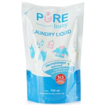 Pure Baby Laundry Liquid refill 700ml - PBC010