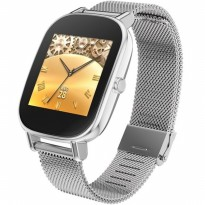 Asus ZenWatch 2 Silver Metal Strap 45mm - WI502Q