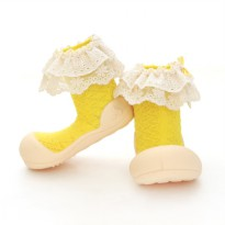 Attipas Baby Shoes Lady Yellow