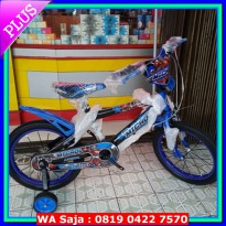 LIMITED Sepeda Anak BMX 16 Cyberbots