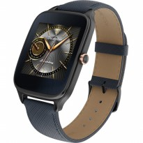 Asus ZenWatch 2 Dark Blue Leather Strap 49mm - WI501Q