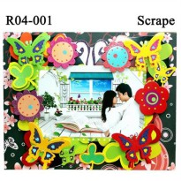 3 in 1 Photo Frame & Greeting Card
