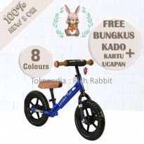 ELC London Taxi Kick Bike KickBike / Sepeda Anak / Balancing Bike - Merah