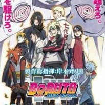 DVD FILM ANIME THE MOVIE BORUTO SUBTITLE INDONESIA