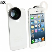 Super Telephoto 5X Lens Detachable for iPhone 5