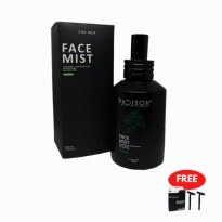 PADISON - Face Mist 100 ml(Cleanser) Extract Mint ( FREE DAILY RAZOR)