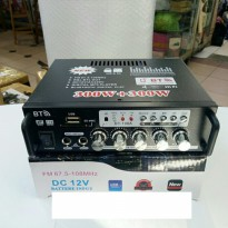 Amplifier karaoke TELI BT