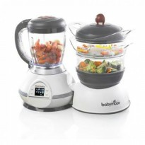 BabyMoov Nutribaby Steamer Blender