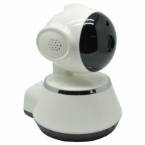 Wireless IP Camera CCTV 1/4 Inch CMOS 720P Night Vision - WD-V02