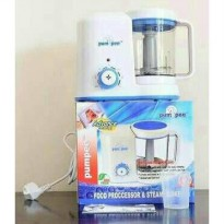 Pumpee Food Processor & Steamer Cooker