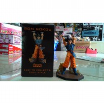 Figuarts Zero PVC Figure Dragon Ball Z Son Gokou Normal Mode Bandai KW