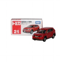 Die Cast Tomica Nissan Extrail NO.21
