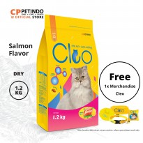 CPPETINDO CLEO Adult Salmon Cat Food -1,2kg