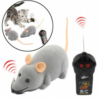 Mainan Remote Control Tikus / Mini Mice Prank Toy with Remote Control