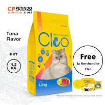 CPPETINDO CLEO Adult Tuna Cat Food -1,2kg