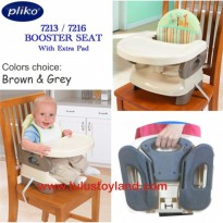 Pliko Folding Booster Seat with Extra Pad