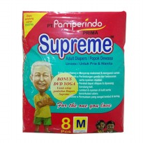 Supreme Diapers M