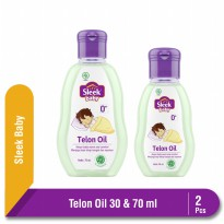 Bundling Sleek Baby Telon Oil 30 ml + 70 ml
