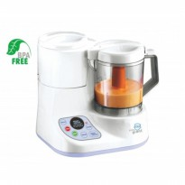 Little Giant Green Baby Food Processor LG4960