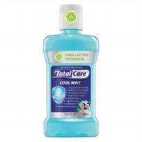 TOTAL CARE Anti Bacterial Mouthwash Coolmint - 500 mL