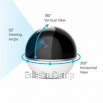 EZVIZ C6T IP Cam CCTV Wifi HD 2MegaPixels Night Vision [BEST SELLER]