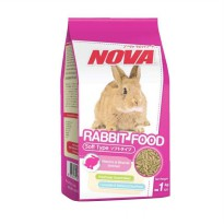 CPPETINDO Nova Alfafa Rabbit Food - 1kg