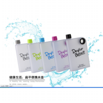 New Memo Bottle Do Your Best Doff / Botol Minum Plastik MemoBottle