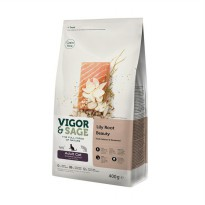 CPPETINDO Vigor  Sage Lily Root Beauty Adult Cat Food 400gr
