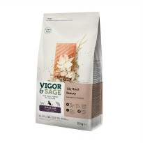 CPPETINDO Vigor  Sage Lily Root Beauty Adult Cat Food 2kg