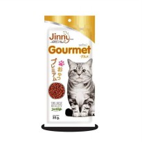 CPPETINDO Jerhigh Jinny Cat Snack Gourmet - 35gr