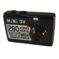 Taff 5MP HD Smallest Mini DV Digital Camera Video Recorder Camcorder