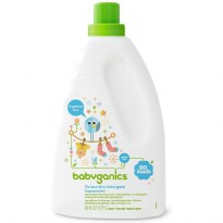 Babyganics Liquid Baby Laundry Detergent 3x Concentrated 1770ml