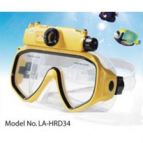 Kamera Menyelam Diving / Lapara Waterproof HD CAM 5 MP - Model HRD34
