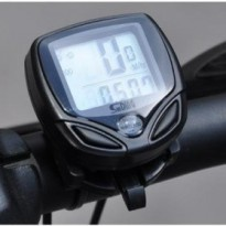Waterproof Wireless Multifunctional Bicycle Speedometer Computer
