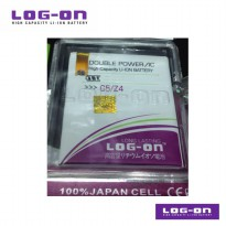 LOG-ON Battery For Sony Xperia Z4 / C5 - Double Power & IC Battery - Garansi 6 Bulan