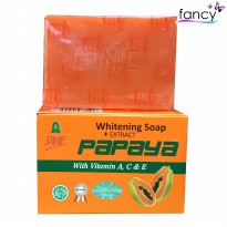 Sabun Papaya Whitening Soap Ainie 135gr