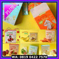(Sale) Yummy Bites Rice Crackers Biskuit Bayi